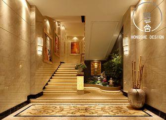 经济型140平米英伦风格楼梯间装修效果图