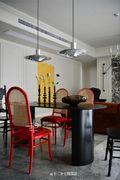 120平米四室两厅混搭风格餐厅装修案例