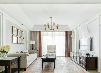 90平米三室两厅宜家风格客厅图片