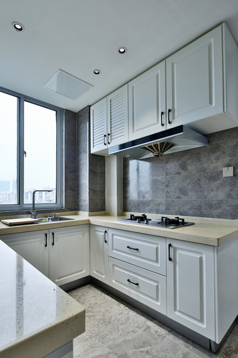 50平米公寓其他风格厨房设计图