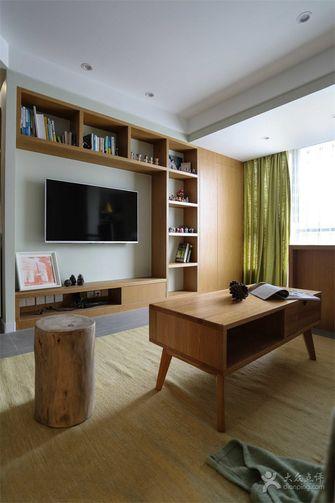 经济型80平米日式风格影音室图片