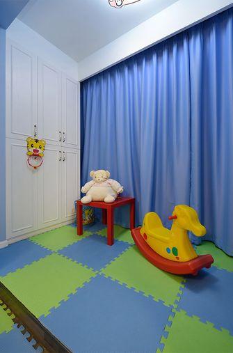 130平米三现代简约风格儿童房效果图