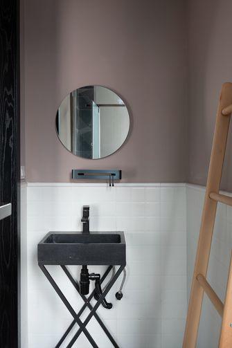 豪华型140平米四室三厅现代简约风格卫生间装修案例