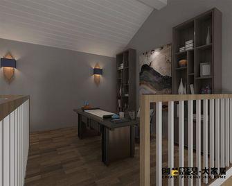 140平米四室两厅混搭风格楼梯间装修效果图