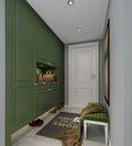 经济型30平米以下超小户型新古典风格走廊装修图片大全