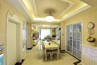 90平米三室两厅宜家风格餐厅装修案例