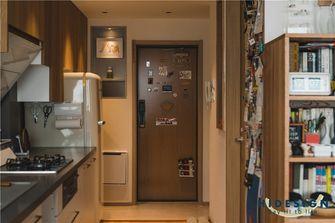 40平米小户型日式风格玄关设计图