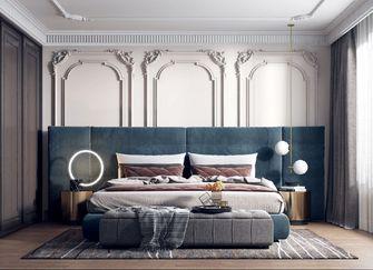 120平米三室两厅现代简约风格卧室图