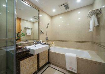 110平米三室两厅中式风格卫生间装修效果图