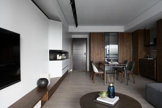 70平米三现代简约风格客厅装修案例