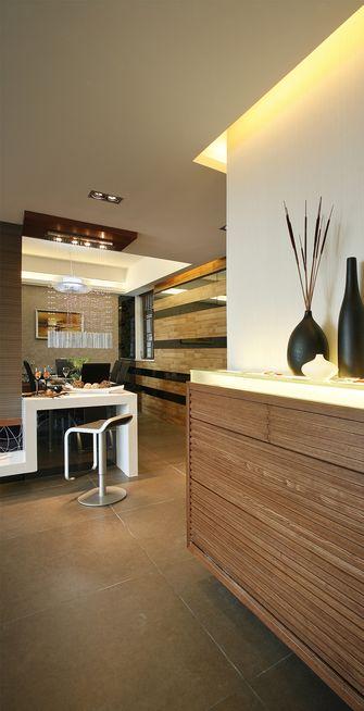 90平米三室两厅混搭风格其他区域装修图片大全