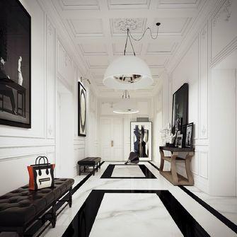 110平米新古典风格走廊装修图片大全
