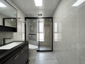 130平米四现代简约风格卫生间装修图片大全