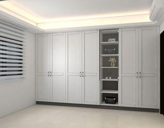 130平米三室两厅现代简约风格衣帽间鞋柜装修图片大全
