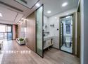 130平米三中式风格走廊图片大全