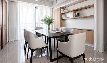 140平米三室两厅宜家风格餐厅装修效果图