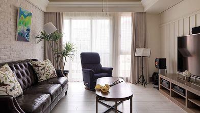 100平米公寓美式风格客厅装修效果图