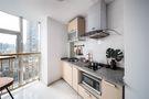 30平米小户型英伦风格厨房设计图