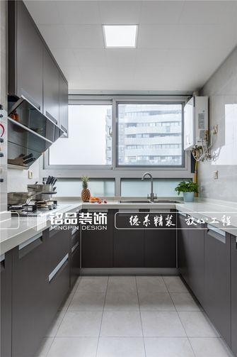 90平米三北欧风格厨房图片大全