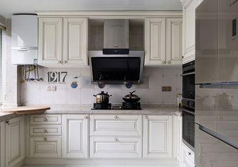 140平米三室五厅欧式风格厨房装修案例