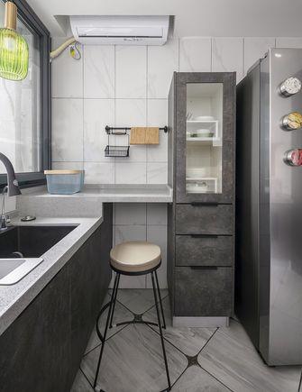 120平米三室一厅北欧风格厨房装修案例