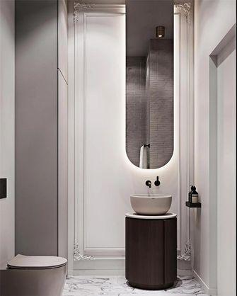 40平米小户型法式风格卫生间装修图片大全