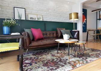 90平米混搭风格客厅图片大全