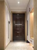 140平米四室两厅日式风格玄关图片大全
