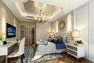 140平米三室三厅欧式风格卧室效果图