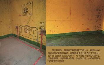 100平米三室三厅其他风格卧室装修效果图