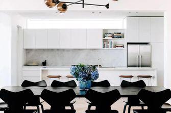 140平米三混搭风格厨房效果图