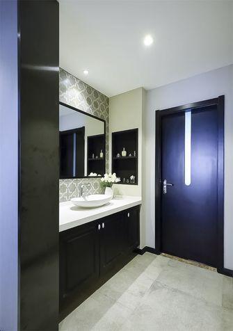 120平米一居室中式风格卫生间效果图