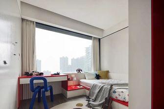 140平米复式现代简约风格儿童房装修效果图