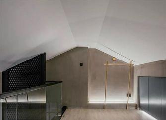 140平米复式北欧风格阁楼图片大全