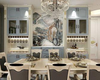 140平米四室一厅新古典风格储藏室装修案例
