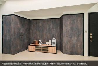 10-15万140平米三室两厅中式风格楼梯欣赏图
