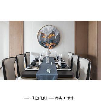 20万以上130平米四中式风格餐厅效果图