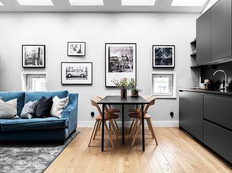 60平米公寓现代简约风格厨房装修效果图