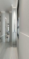 100平米复式宜家风格卧室图片