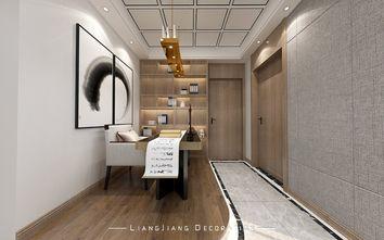 120平米三室一厅新古典风格书房装修案例