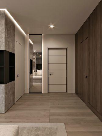 20万以上100平米三室两厅现代简约风格玄关图片大全