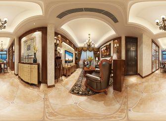140平米复式美式风格玄关装修效果图