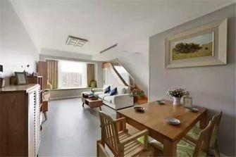 50平米公寓欧式风格客厅欣赏图