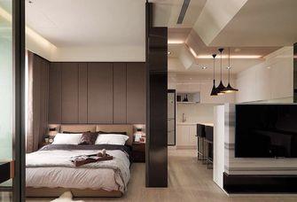 50平米公寓现代简约风格走廊设计图