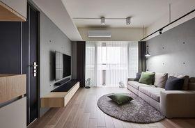 70平米現代簡約風格客廳裝修效果圖