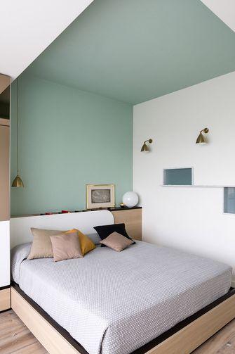 120平米三北欧风格卧室装修效果图