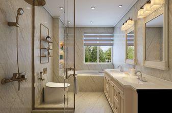 140平米复式美式风格卫生间装修效果图
