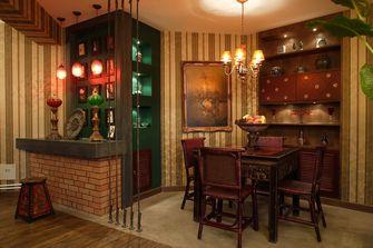 120平米田园风格餐厅装修案例