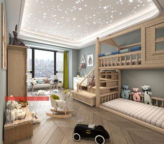 140平米三室两厅其他风格儿童房设计图