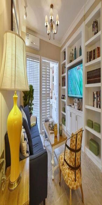 90平米四室一厅欧式风格客厅图片